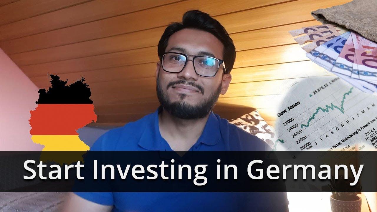 Start Investing in Germany