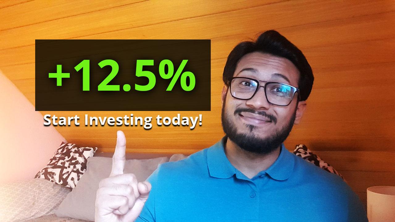 Start investing today