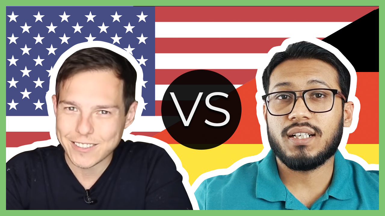 Expat in Germany reacts to Millionaire in USA - Financial Minimalism