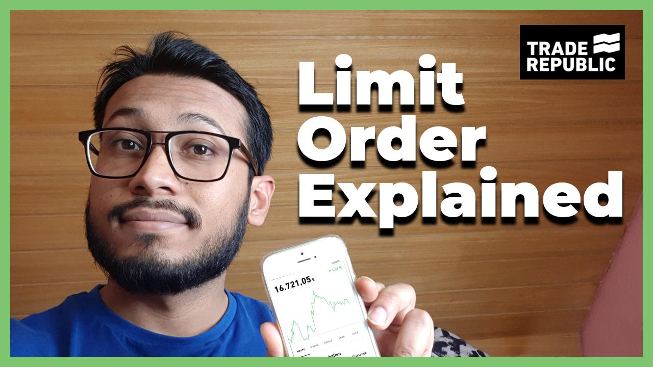 Trade Limit order