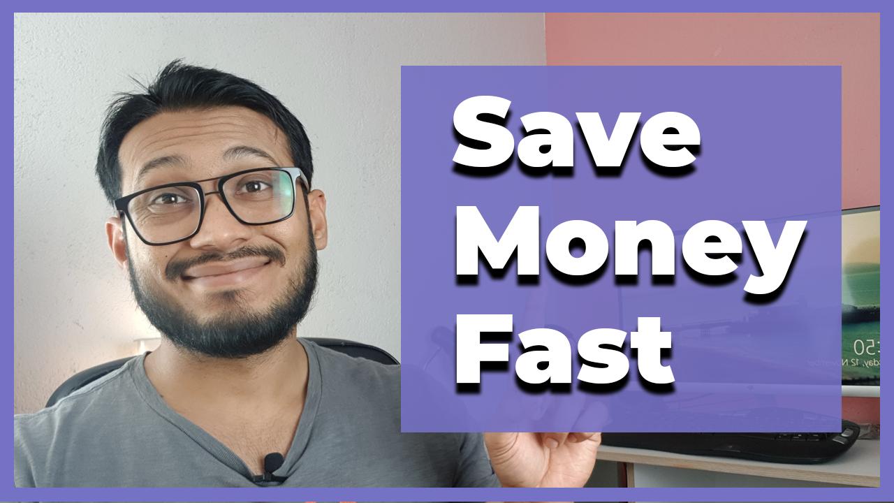 Save Money Fast - Money saving tip