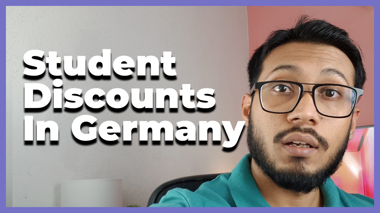 Student discounts in Germany