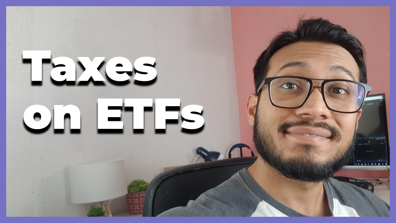 Taxes on ETFs