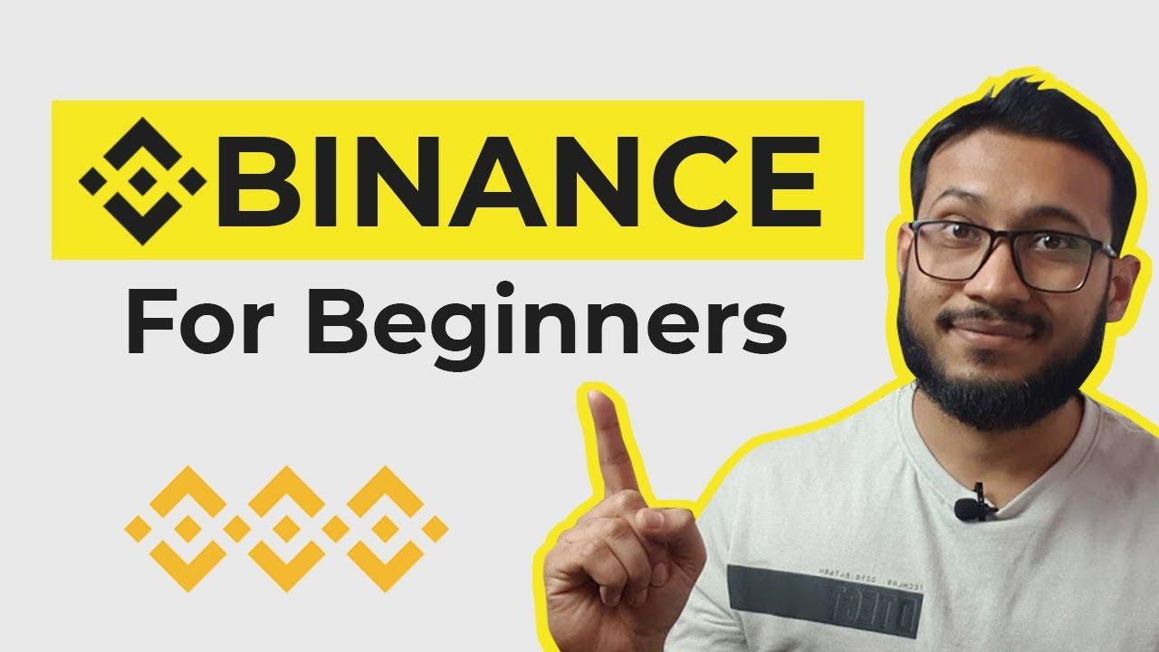 Binance Tutorial for Beginners - binance app registration