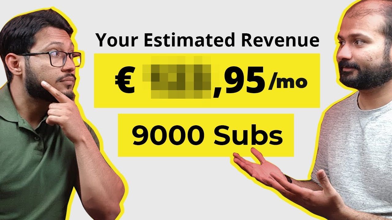 How Much Money Does a Small YouTube Channel Make
