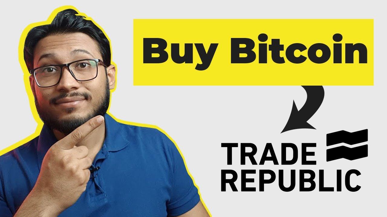 Cryptocurrencies on Trade Republic –  Bitcoin, Ethereum etc