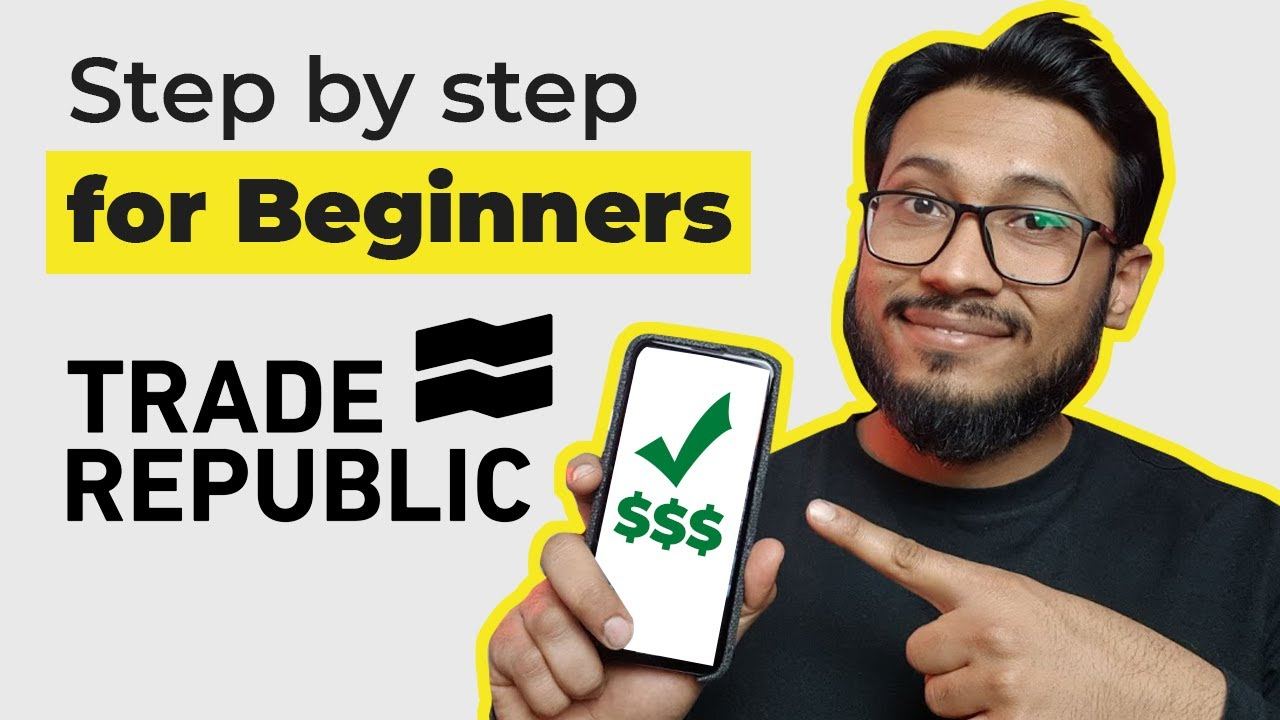 Trade Republic guide for Beginners