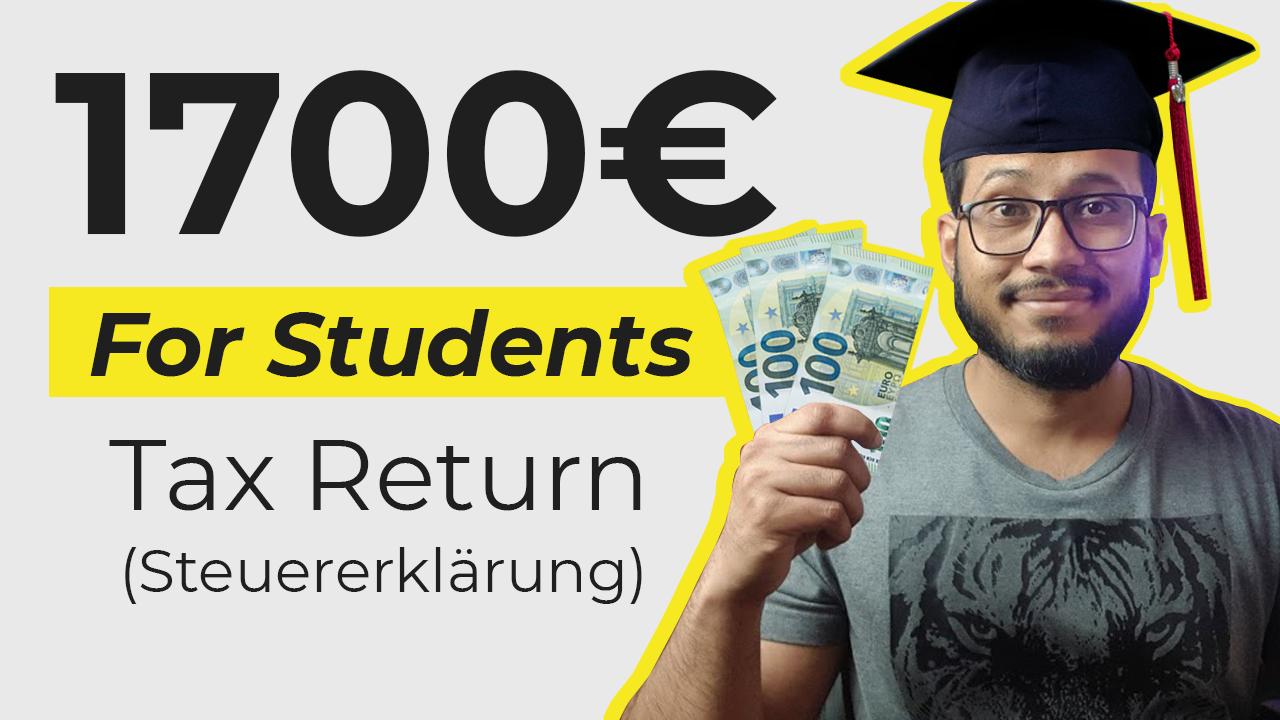 Tax Return for Students in Germany – Studentensteuererklärung