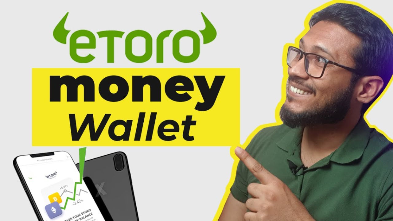 eToro Money Wallet review and Tutorial on how to transfer crypto