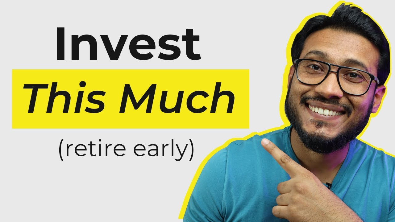 Invest in the stock market to retire early in 10 years